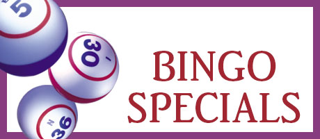 Bingo Specials at Fiesta Rancho
