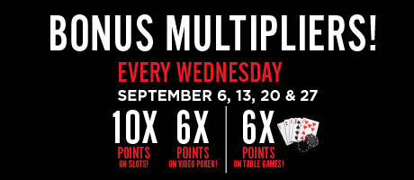 Bonus Multipliers
