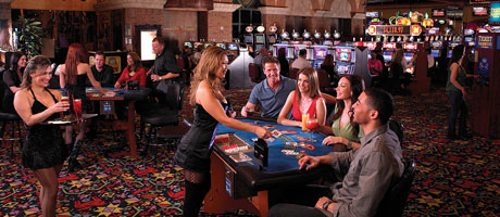 las vegas $5 blackjack tables